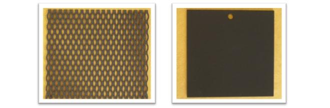 不溶性電極の種類と用途